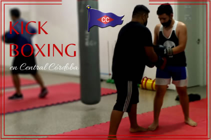 Central Cordoba Kick Boxing