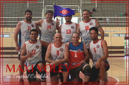 Central Cordoba Voley
